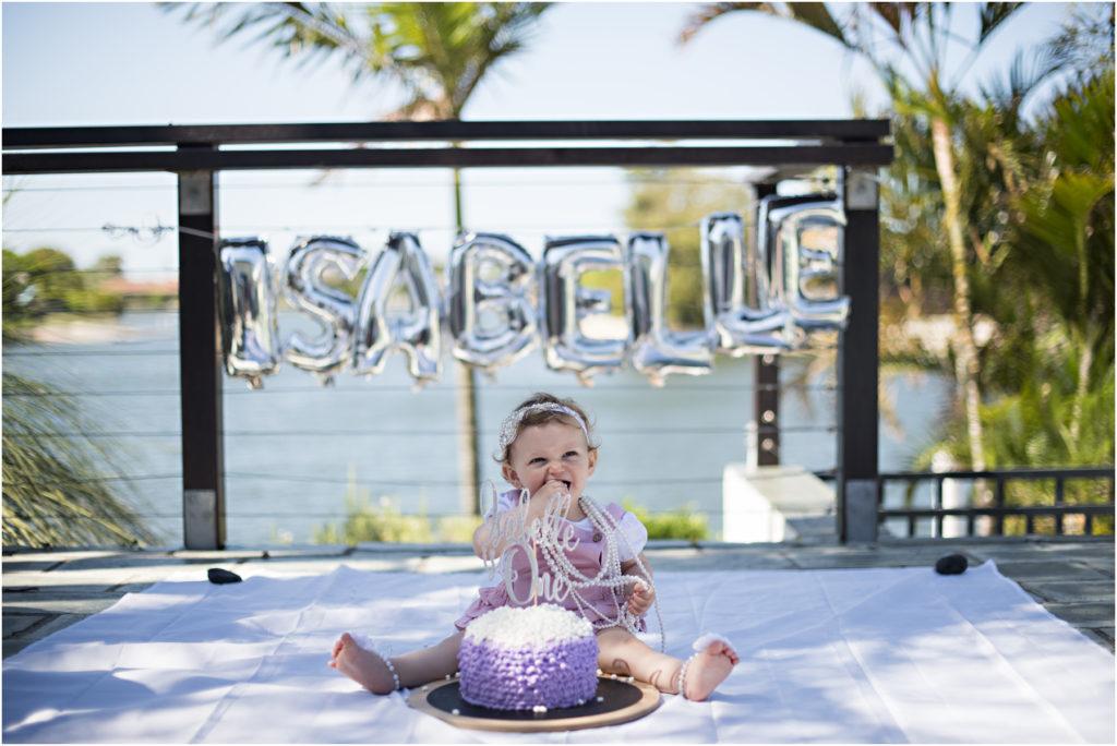 Cake Smash, Gold Coast Family Photographer, Gold Coast Childrens Photographer, Angie Duncan Photography, www.angieduncan.com.au